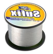 Sufix Superior 4.4lb Spool Clear 100lb/2369yds