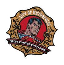 Application Superman Protector Patch
