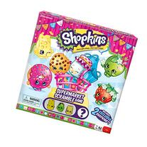Shopkins Supermarket Scramble Game with 4 Exclusive
