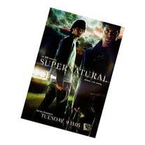 Supernatural Poster TV C 11 x 17 In - 28cm x 44cm Jared