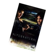Supernatural Poster TV 11 x 17 Inches - 28cm x 44cm Jared
