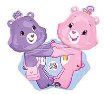 Care Bears Supershape Foil Mylar Balloon