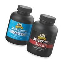 Absorbine SuperShine Hoof Polish 8 oz Black