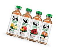 Bai Supertea Variety Pack, Antioxidant Infused Tea, 18 Fl.