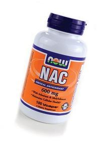 best supplements nac 600 mg NOW Foods Nac-Acetyl Cysteine