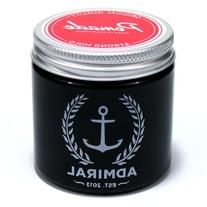 Admiral Classic Pomade  4oz - Paraben Free - Professional