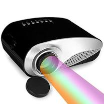 H60 60 Lumens Home Mini LCD Projector Max 1920 x 1080