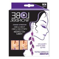 Lobe Wonder Support Patches for Earrings - 60 ea