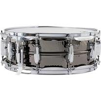 Ludwig Hand Hammered Black Beauty Snare Drum with Imperial