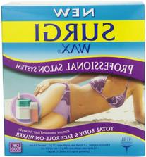 Surgi-wax Professional Salon System Total Body & Face Roll-
