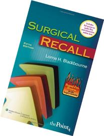 Surgical Recall, Fifth  North American Edition
