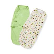SwaddleMe Original Swaddle 2-PK, Woodland Friends