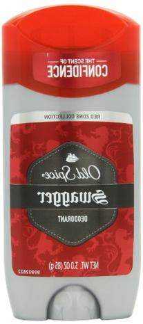 Old Spice Swagger Deodorant, 3 Oz