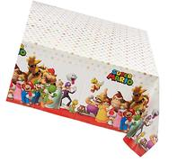 Amscan Swank Super Mario Brothers Birthday Party Plastic