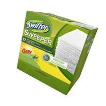 Swiffer Sweeper Dry Sweeping Pad Refills for Floor mop Gain