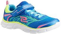 Skechers Kids 81601L Sweet Kick Dream Racer Shoe,Blue/Multi,