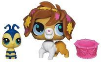 Littlest Pet Shop Sweetest Sheepdog  and Bee