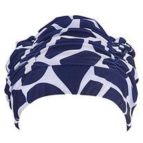 Eforstore Swim Cap Nylon Swimming Caps Hat for Long Hair