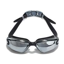 Adult Swim Goggles Mirrored Anti Fog Uv Protection