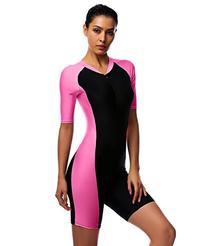 Womens Shorts - Rose Pink Belloo Unique Design Medium