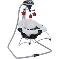 Best Swing For Baby, Graco Duet Connect Swing + Bouncer,