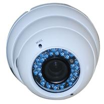 "VideoSecu Day Night Built-in 1/3"" Sony CCD IR Outdoor Dome"