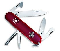 Victorinox Swiss Army Tinker Pocket Knife, Red Boy Scouts of