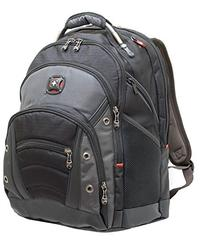 "SwissGear® Synergy Backpack With 16"" Laptop Pocket, Black/"