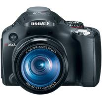 Canon SX30IS 14.1MP Digital Camera with 35x Wide Angle