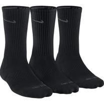 Nike Mens Dri-Fit Cotton Cushioned Socks Medium