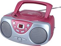 Sylvania SRCD243 Portable CD Player with AM/FM Radio,