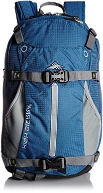High Sierra Symmetry Frame Backpack, Pacific /Ash/Black