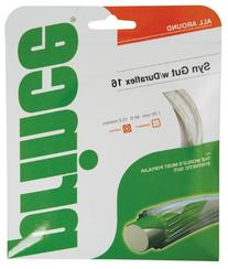 Prince Synthetic Gut with Duraflex 16g Platinum Tennis