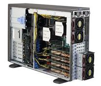 Supermicro SYS-7048GR-TR SuperWorkstation Tower Desktop, 0