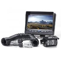 Rear View Camera System One  Camera Setup With Trailer Tow
