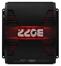BOSS Audio PT1000 Phantom 1000 Watt, 2 Channel, 2/4 Ohm