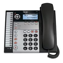 AT&T 1040 4-Line Expandable Corded Phone System with