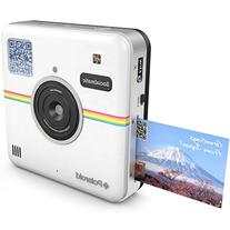 Polaroid - Socialmatic 14.0-megapixel Instant Digital Camera
