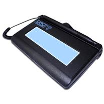 Topaz T-L462 SignatureGem 1x5 Electronic Signature Pad - LCD