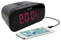 Timex T231GY AM/FM Dual Alarm Clock Radio with 1.2-Inch
