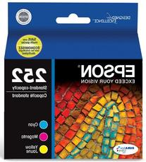 Epson T252520 DURABrite Ultra Standard-Capacity Color Ink