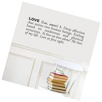 BLABLA by ADzif T3115-ENR73 Love english, Wall Decal Color