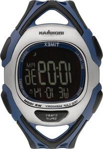 Timex Men's T5E901 Ironman Classic 30 Full-Size Black/Gray