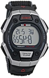 Timex Men's T5K8269J Ironman Classic Digital Silver-Tone
