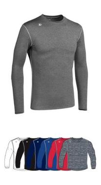 Double Dry Competitor Long Sleeve Compression Tee