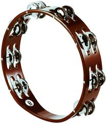 Meinl Percussion TA2AB Traditional 10-Inch Wood Tambourine