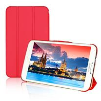 Tab 4 8.0 Case, JETech Gold Slim-Fit Smart Case Cover for