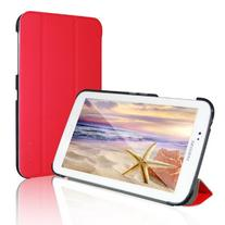 Tab 3 7 Case, JETech Gold Slim-Fit Smart Case Cover for