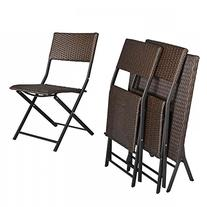 3-Piece Table And Chairs Patio Deck Outdoor Bistro Cafe