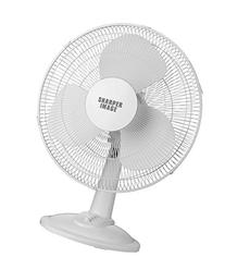 "Sharper Image 16"" ETL Certified Table Top Fan"
